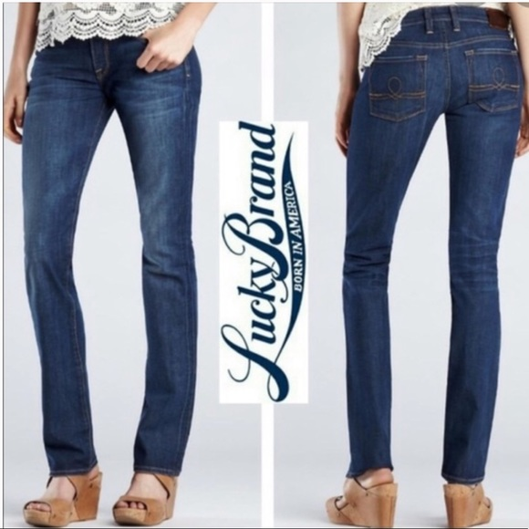 Lucky Brand Denim - 🔥1 hr SALE - Lucky Brand Sofia Straight, worn 2x